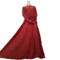 Baju Gamis wanita terbaru|| gamis Baloteli Polos