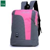 Tas sekolah tas ransel laptop wanita