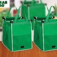 Super Murah - GRAB BAG Kantong Belanja Multifungsi Tas