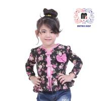 Dress Imlek Anak Perempuan - Baju Pesta Anak Perempuan - Baju Anak