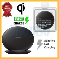 Fast Charge Wireless Charging Stand Qi Charger Samsung Xiaomi iPhone