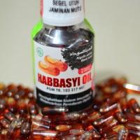 TERMURAH!! HABBASYI OIL 75 KAPSUL 100% ORIGINAL