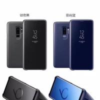 Xiaomi Mi Max 3 Max3 Clear View Standing Flip Cover Smart Case Casing