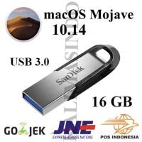 USB Flashdisk 3.0 16GB Installer macOS Mojave 10.14 for Mac