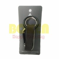 Gantungan Kunci/Karabiner With Carrier Bottle Eiger IRG0185 6mm