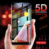 Tempered glass 5D handphone xiaomi mi redmi 6 pro 6pro redmi6pro mia