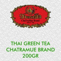 THAI GREEN TEA NUMBER ONE / CHATRAMUE BRAND