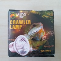 LAMPU UVA + UVB 3.0 25W, 50W, 75W (YIMO)