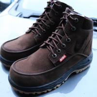 Sepatu Boots Nike Safety Ujung Besi