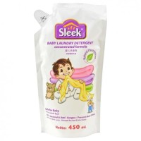 Sleek Baby Laundry Detergent Pouch Refill 450ml