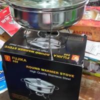 Round warmer stove Fujika