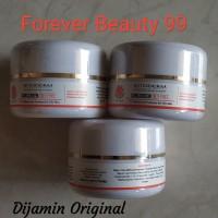 Kitoderm Sunscreen Oily Free putih cream-krim Sunblock kulit berminyak