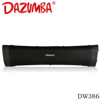 Dazumba DW386 Soundbar Karaoke Bluetooth Speaker - Hitam