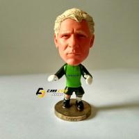 MINIATUR PETER SCHMEICHEL MU 1994-1996 soccerwe kodoto