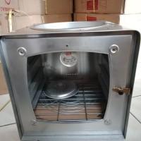 Oven HOCK Alumunium No. 3 bakaran arang / oven kompor gas / oven hock