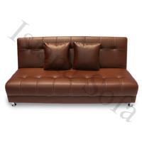 Sofabed Omega Dark Brown