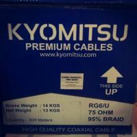 Kabel CCTV Kyomitsu RG 6 Coaxial