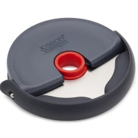 Disc Easy - Clean Clean Pizza Wheel - Grey/Red