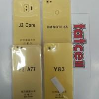 case anticrack huawei honor 9 lite / softcase anti crack bening