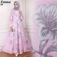 joss Baju Pakaian Dress Gamis Muslim