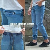 TRFC Celana Joger Jeans Original