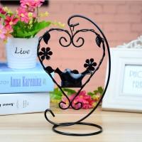 Love Bird Candle Holder Lantern /Tempat Lilin Lentera Atomaterapi Hati