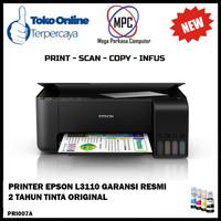 Printer EPSON EcoTank L3110 All in One Ink Pengganti L360