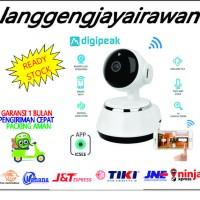 Ip Cam Camera Kamera CCTV Wifi Wireless V380 Monitor Baby Toko Gudang