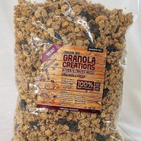 Granola Creation Cinamon Raisin Kayu manis Kismis 1 kg
