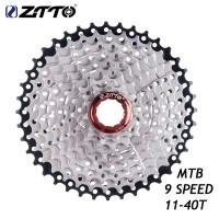 Ztto Cassette Freewheel Sprocket Gear Sepeda 9 Speed 11-40T