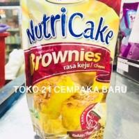 Nutricake Brownies Rasa KEJU 1 PCS | Nutri Cake Cheese Kukus Panggang