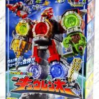 Kyutama Combine 01,03,05,07,09 - DX Kyuren-Oh - Uchu Sentai Kyuranger