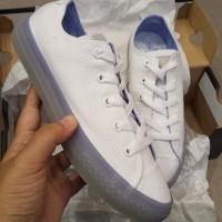 sepatu anak converse ct ox white purple