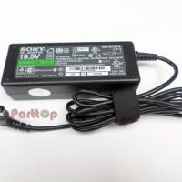Adaptor Charger Laptop Sony Vaio VGP-AC19V33 VGP-AC19V37 Original