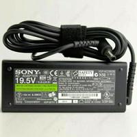 Adaptor Charger Laptop Sony Vaio VGP-AC19V41 VGP-AC19V35 Original