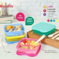 Kotak Bekal Makan Luna dari Moorlife setara Tupperware