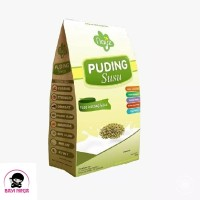 NAYZ Puding Susu Kacang Hijau Box 200 g