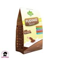 NAYZ Puding Susu Cokelat Coklat Box 200 g
