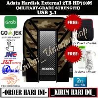 Adata HD710M Military Pro 2TB - Hardisk Eksternal External Antishock