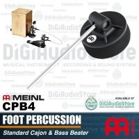 Aksesoris Cajon Perkusi Meinl CPB4 Standard Cajon & Bass Beater