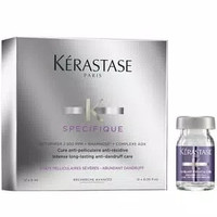 Serum kulit kepala ketombe kerastase cure anti pelliculaire