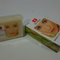 DR Pure Whitening Beauty Soap Rice Milk