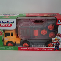 Mainan Mobil Truk - CXL Truck Toy with a variety of play & Accessories