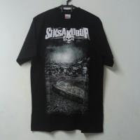 Kaos T Shirt Rock Metal Band SIKSA KUBUR