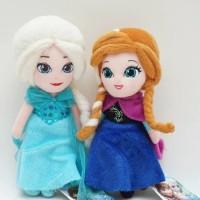Boneka Sepasang Elsa Anna Frozen (hrg dpt 2 ya)