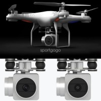 rc drone SH5HD camera 2MP wifi FPV altitude hold v syma X8SW JJRC H31