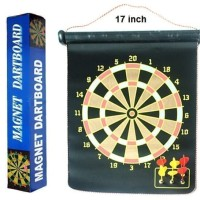 "Magnetic Dart Game 17"" + 6 magnet arrow,"