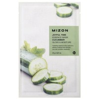 MIZON Joyful Essence Mask Sheet Cucumber Masker Wajah Original Korea