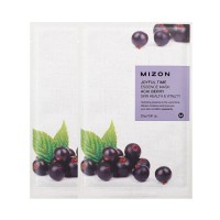 MIZON Joyful Essence Mask Sheet Acai Berry Masker Wajah Original Korea