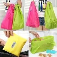 Baggu Bag Tas Belanja Lipat Shopping Bag Pengganti Kres